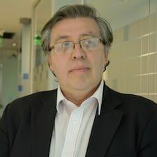 Marcos Brukerprofil