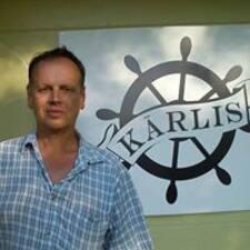 Profil utilisateur de Karlis