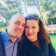Antonio & Madeleine User Profile