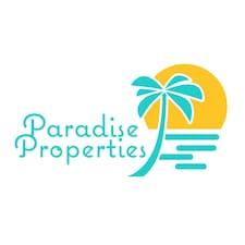 Paradise Properties - Uživatelský profil