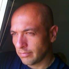 Användarprofil för Carlos Frederico