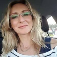 Henkilön Magda käyttäjäprofiili