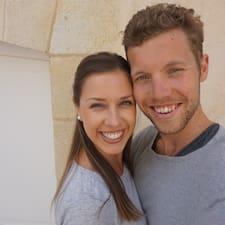 Profilo utente di Nathan And Janine