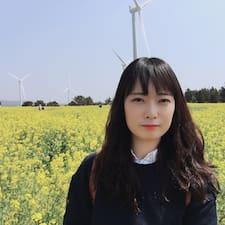 우정 - Uživatelský profil