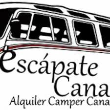 Nutzerprofil von Escápate Canarias