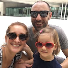 Profilo utente di Marco, Claudia & Elisa