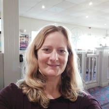 Victoria felhasználói profilja