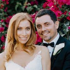 Stephanie & Andrew