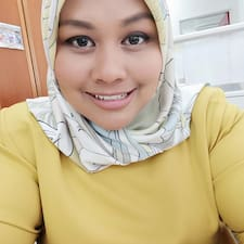 Profil Pengguna Najwa
