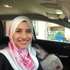 Aishah User Profile