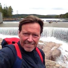 Profil utilisateur de Morten PR