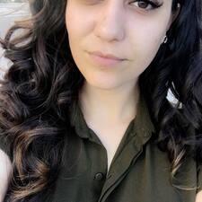 Desireé User Profile
