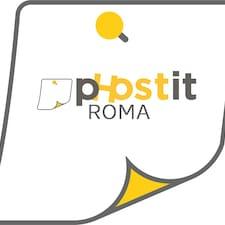 Profil utilisateur de PHostit