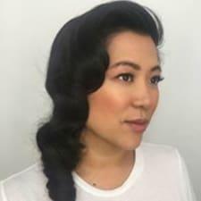 Olivia felhasználói profilja