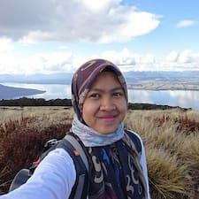Siti Aisyah User Profile