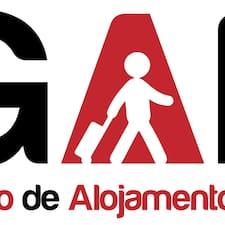 Profil utilisateur de GAL - Gestão De Alojamento Local