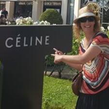 Henkilön Céline käyttäjäprofiili