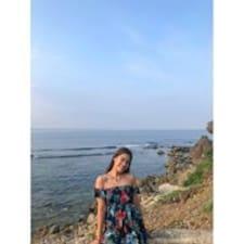 Katrissa felhasználói profilja