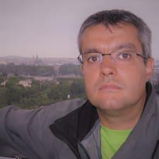 Profil utilisateur de Bourret
