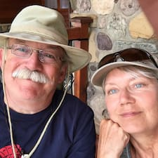 Användarprofil för Brenda & Geoff