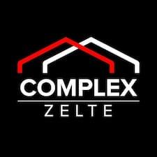Complex Zelte felhasználói profilja