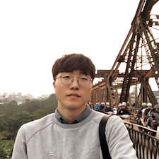 Nutzerprofil von Kihyeon