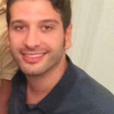 Andrés felhasználói profilja