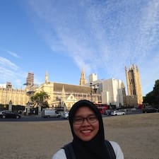 Nurul Hamizah felhasználói profilja