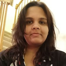 Profil utilisateur de Madhumita