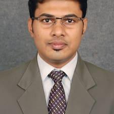 Profil utilisateur de Durga Prasad
