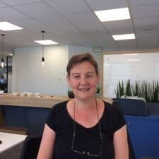 Peggy Brits - Uživatelský profil