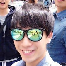 Profil utilisateur de Sangshin