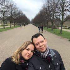 Ernesto And Juscelia Kullanıcı Profili