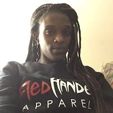 Tawanda User Profile