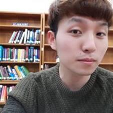 Perfil do utilizador de 시훈
