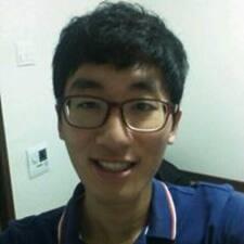 Perfil do utilizador de 도훈