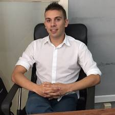 Profil korisnika André