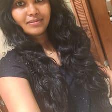 Profil utilisateur de Nithya