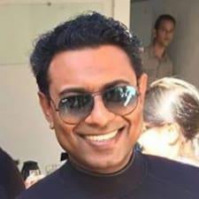 Nutzerprofil von Vinod