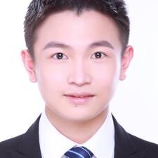 Användarprofil för Bingcheng