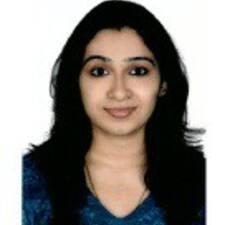 Perfil do utilizador de Deepika