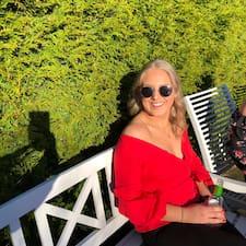 Linda Kristine felhasználói profilja