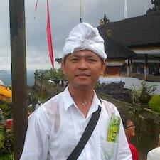 Wiradnyanaさんのプロフィール