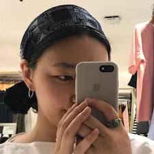 โพรไฟล์ผู้ใช้ Ahhyeon