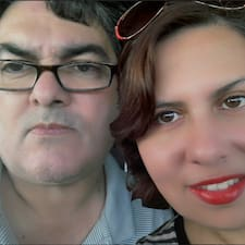 Gina & Lito felhasználói profilja