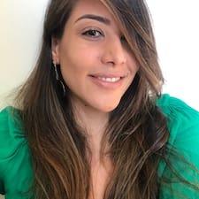 Perfil do utilizador de Natalia