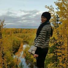 Profil utilisateur de Женя