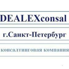Dealexconsal felhasználói profilja