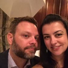 Profil korisnika Amanda & Clint