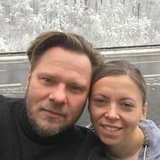 Profil Pengguna Tomek I Agnieszka
